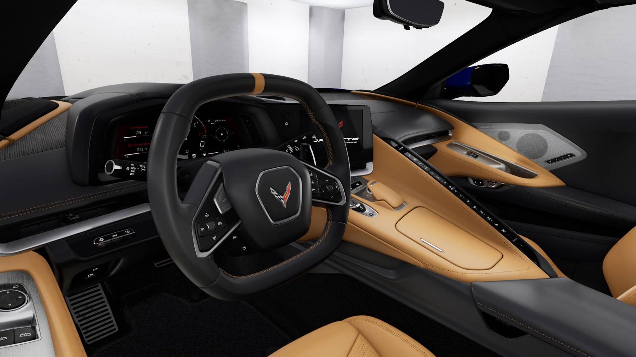 New corvette 2020 price