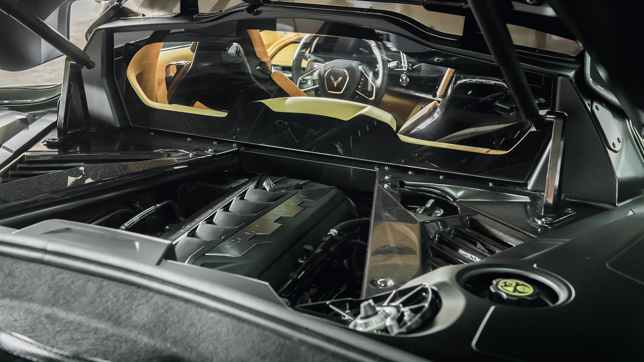 Designing the Mid-Engine 2020 Corvette: The Inside Story