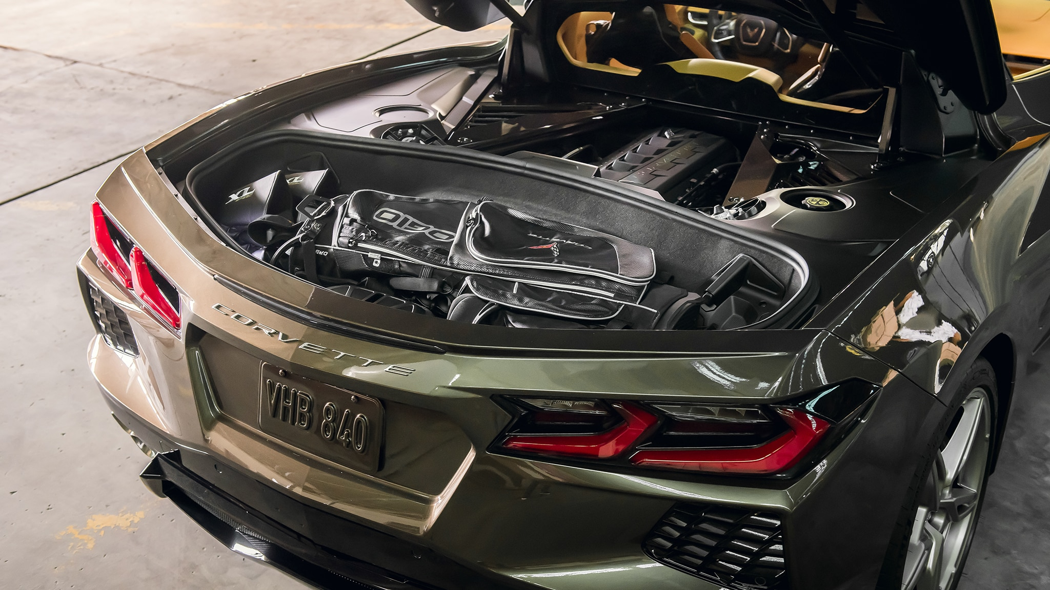 Why Did the 2020 Corvette C8 Move Its Engine? | Automobile ...