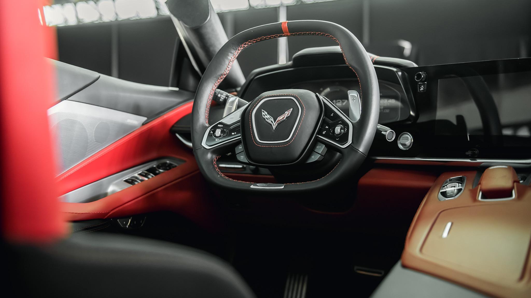 2020 Chevrolet Corvette C8 Offers 12 Paint Colors & 6 ...