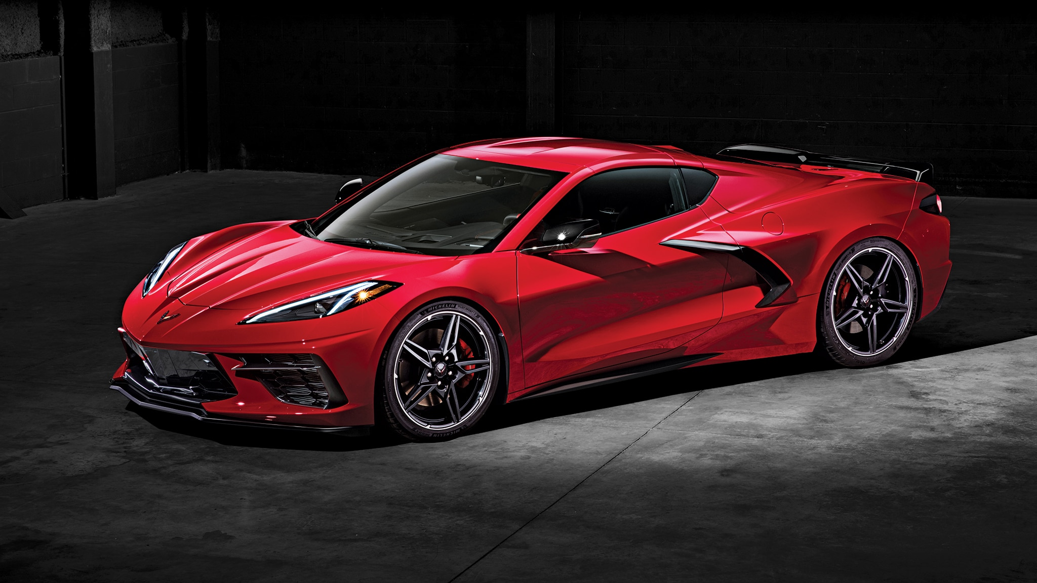 Why Did the 2020 Corvette C8 Move Its Engine? | Automobile Magazine