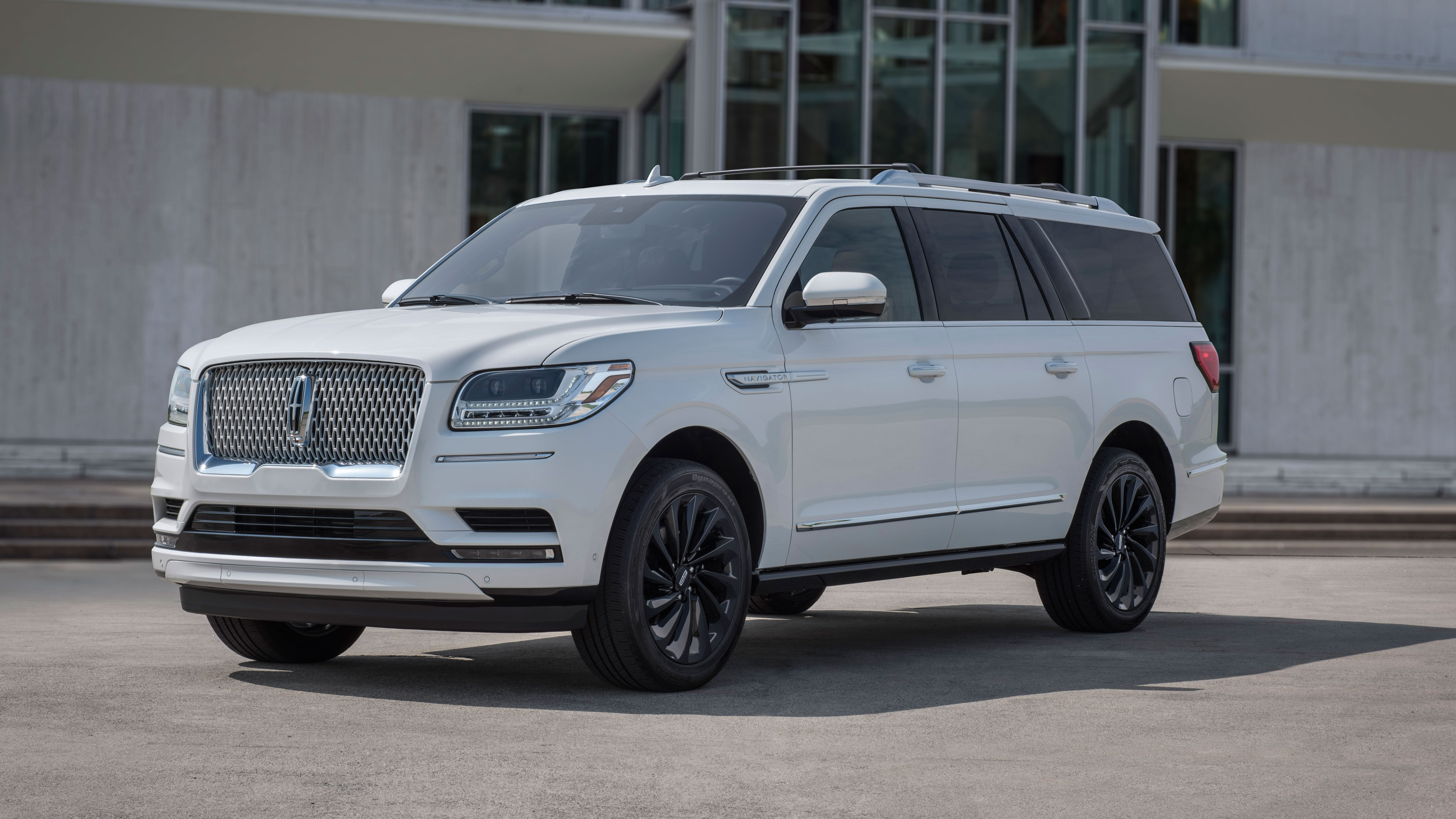 The 2020 Lincoln Navigator Gets All Monochrome Y Carsradars