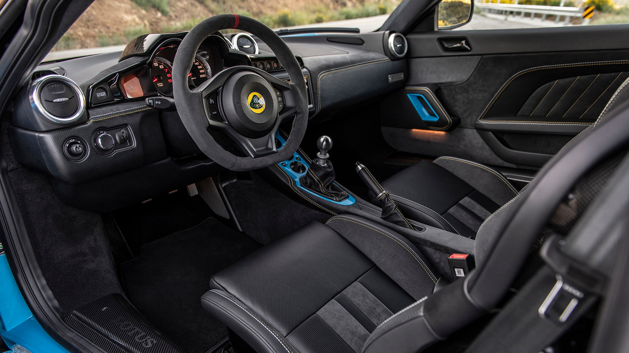 2020 lotus evora gt first drive review analog goodness