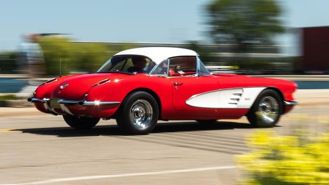 1959 Chevrolet Corvette Stingray 1