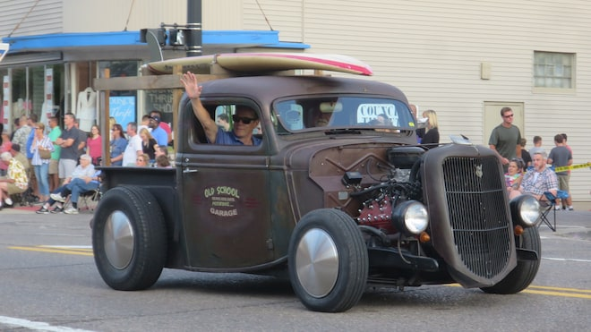 2019 Woodward Dream Cruise Classic Cars With Patina 11