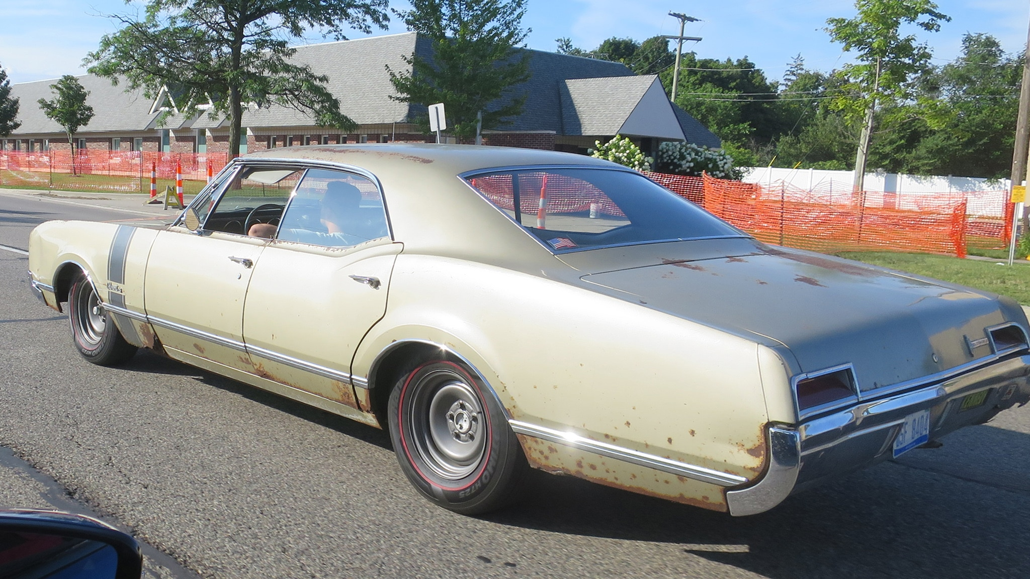 The Best Cars With Patina At The 2019 Woodward Dream