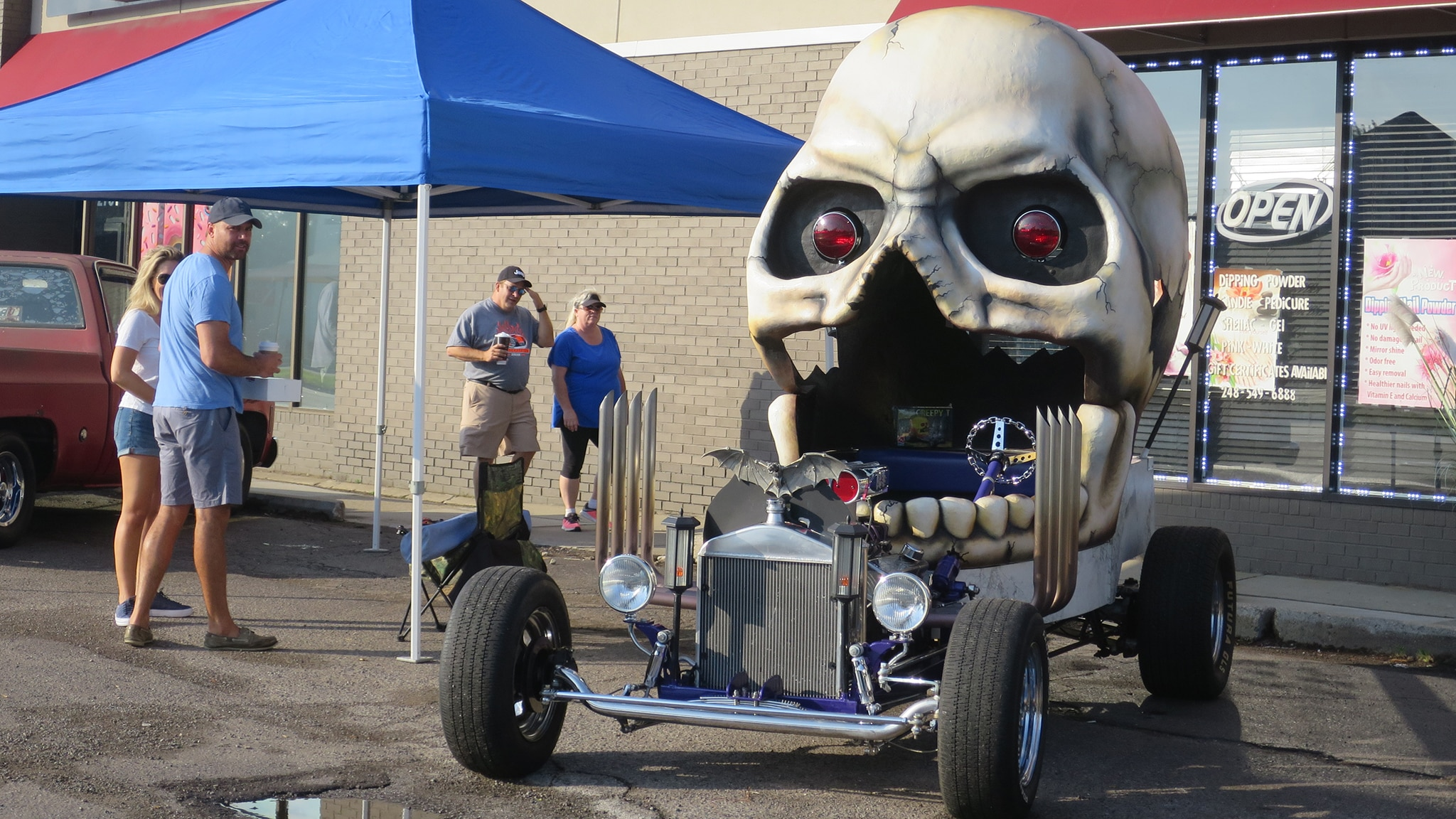 The Weirdest Cars We Saw at the 2019 Woodward Dream Cruise