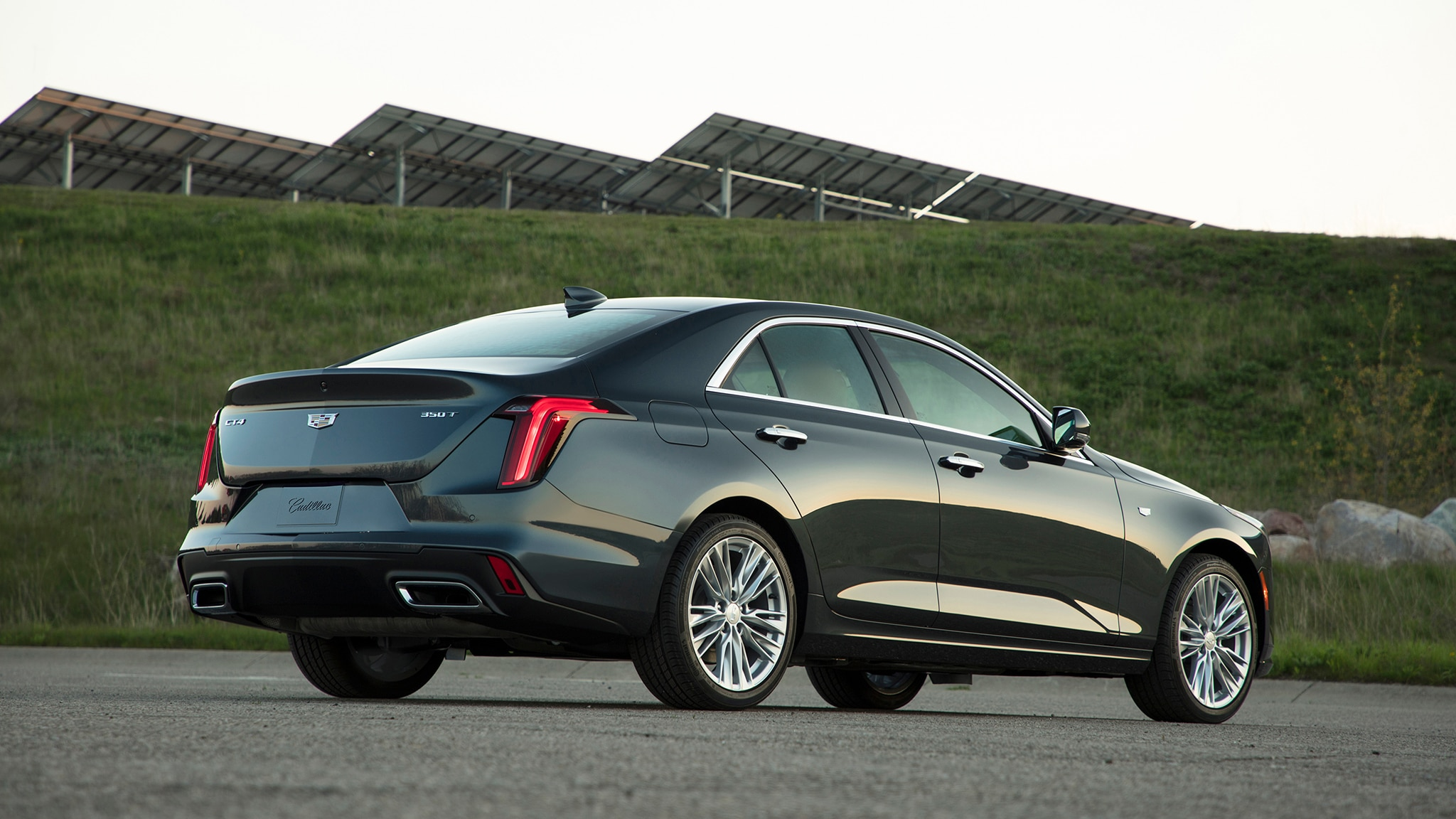 2020 cadillac ct4 the regular ol' nonv models are here