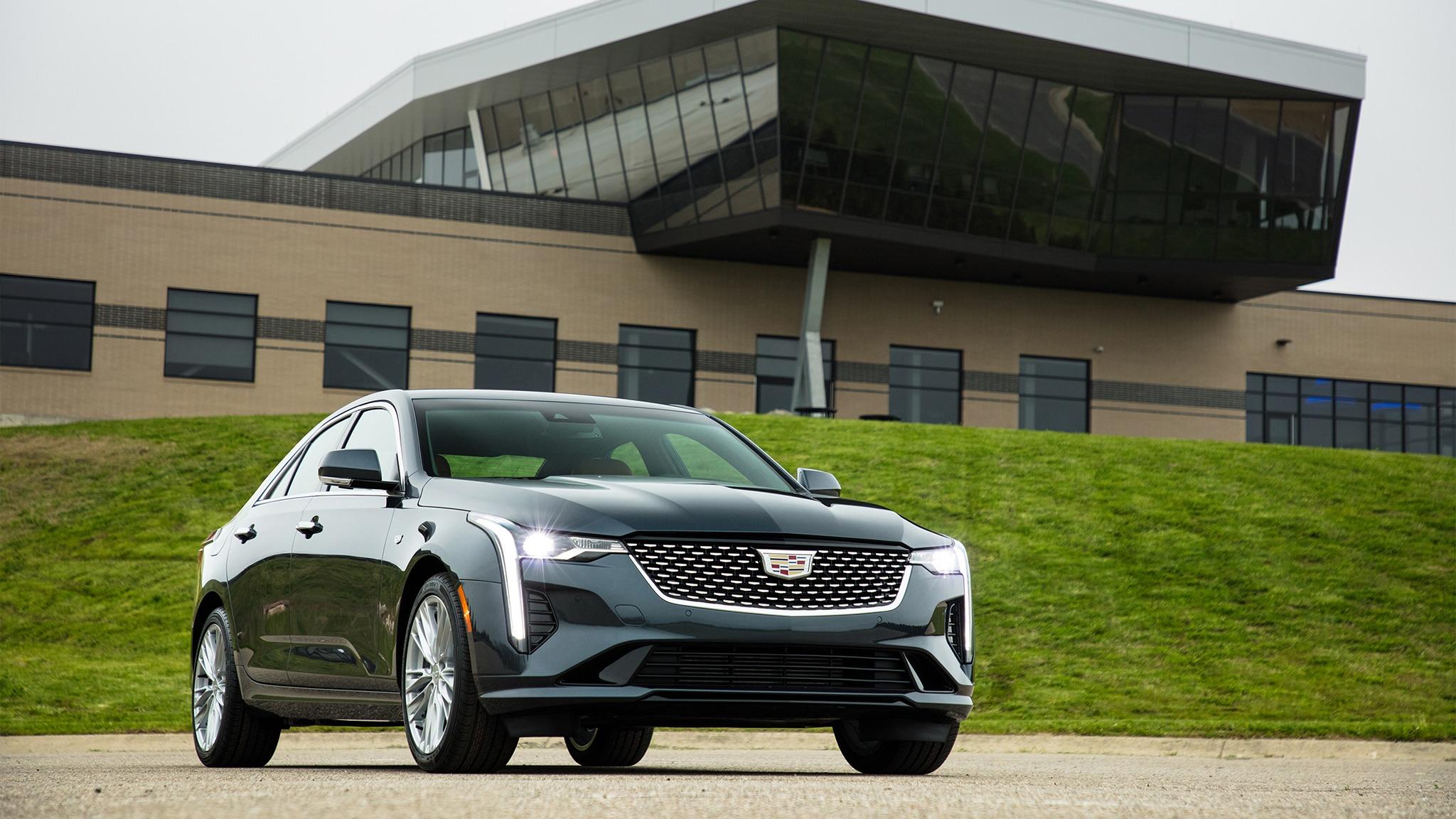 2020 Cadillac CT4: The Regular Ol' Non-V Models Are Here | Automobile Magazine