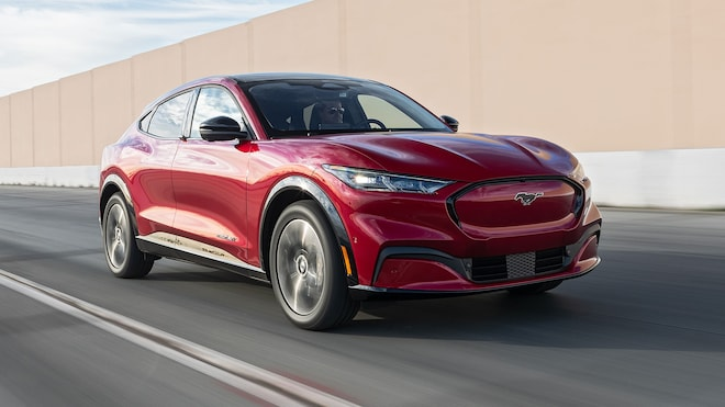 2021 Ford Mustang Mach E 15