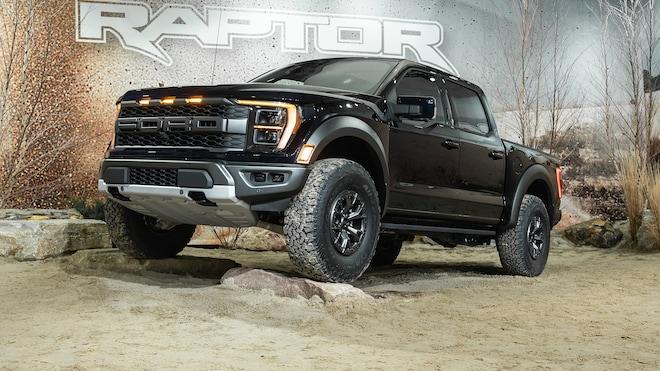 2021 Ford F 150 Raptor 2