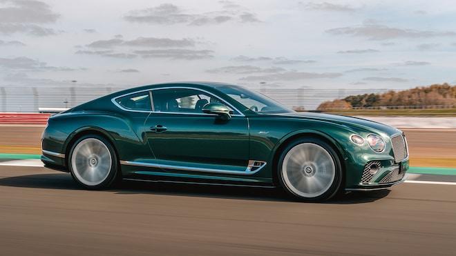 2022 Bentley Continental GT Speed 71